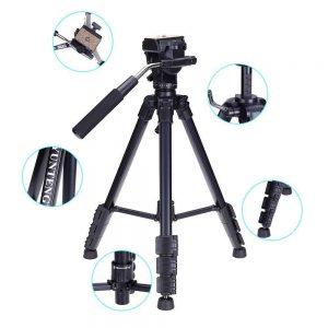 YUNTENG VCT-691 Camera Tripod