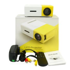 Yg300 mini lcd projector price in bd 3 for Top rated pocket projectors