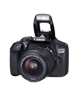 Nikon D3300 24 2 MP CMOS Digital SLR with Auto Focus-S DX NIKKOR 18-55mm  f/3 5-5 6G VR II Zoom Lens (Black)
