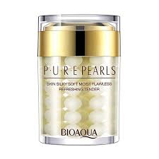 Bioaqua pure pearl cream,