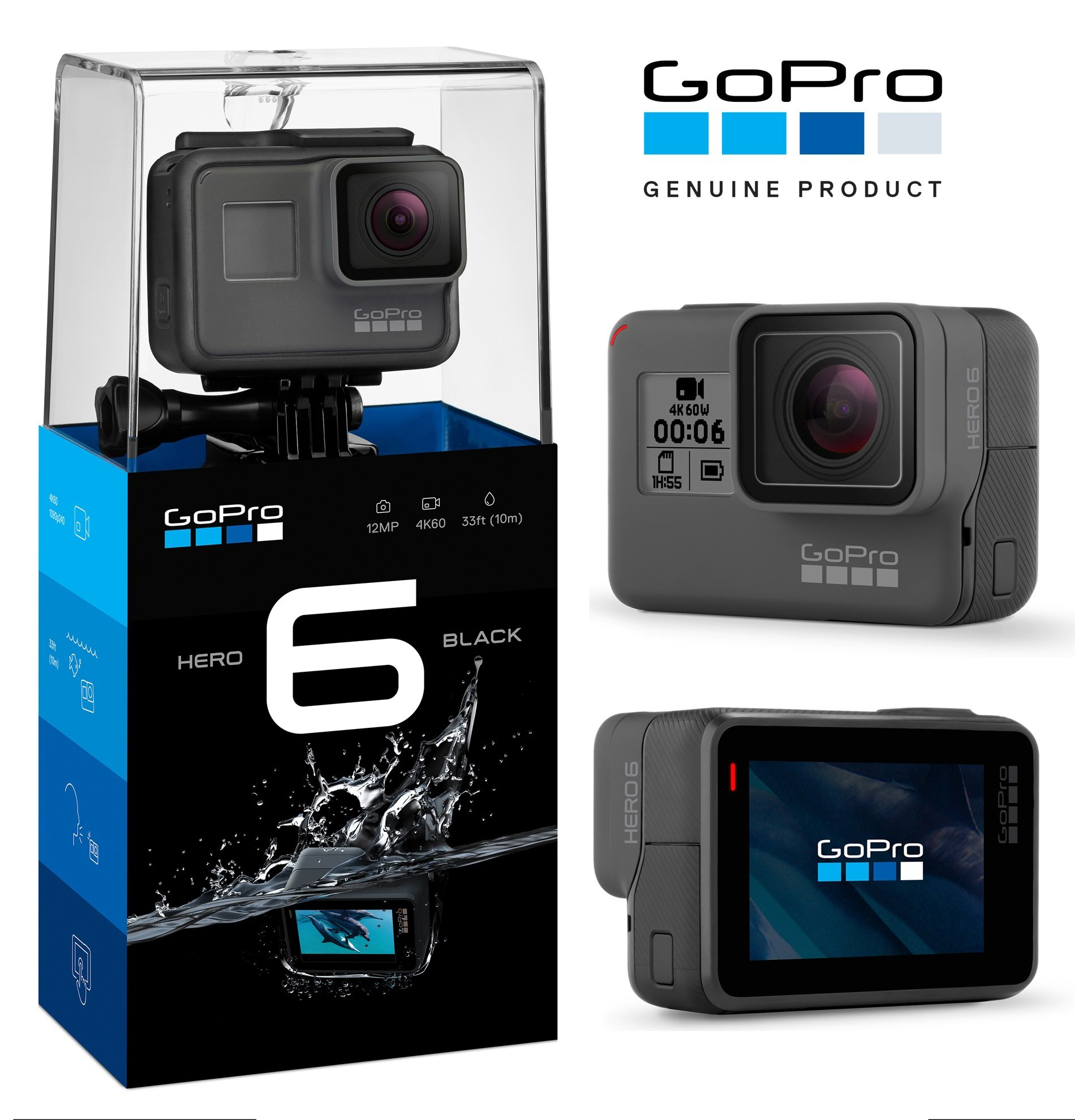 GoPro Hero 6 Black Action Camera Price in Bangladesh 6a8fbe93d