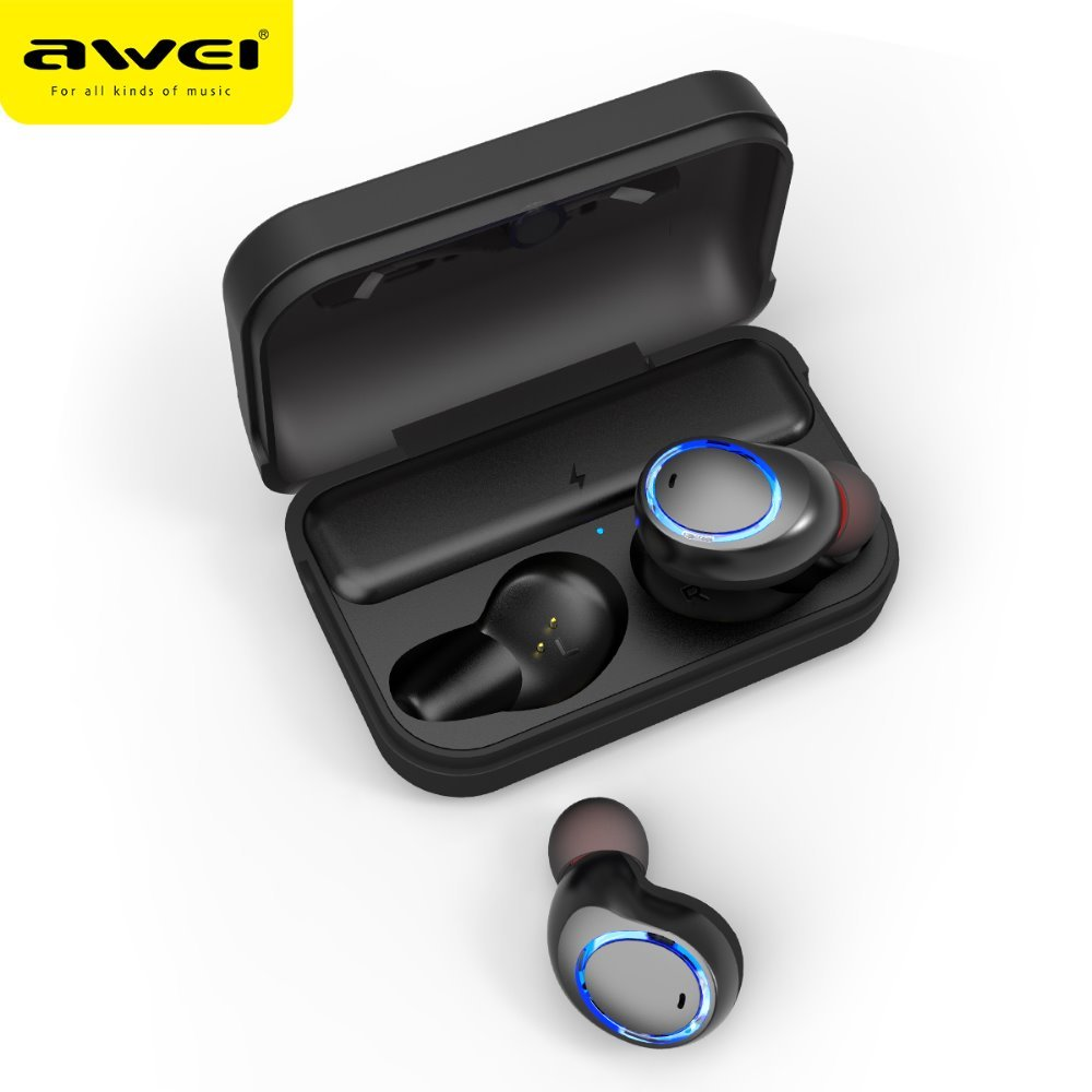 Awei T3 Tws True Wireless Earbuds Price In Bangladesh