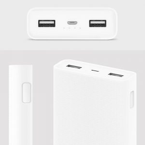 Xiaomi 20000mAh Power Bank 2C