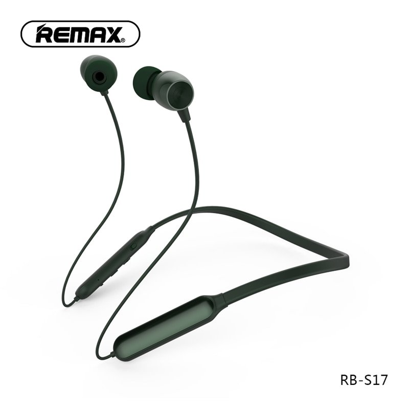 Remax Rb S17 Bluetooth Earphone Price In Bangladesh