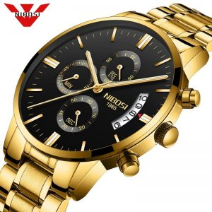 NIBOSI 2309 Men Watches