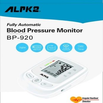 ALPK2 Digital Blood Pressure Monitor ALPK2-BP920