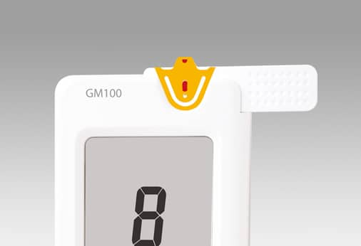 Bionime GM100 Step 3