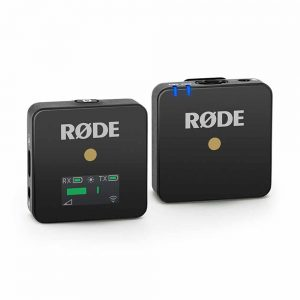 rode wireless go compact microphone