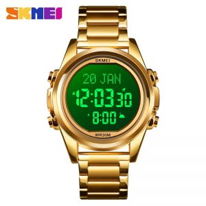 SKMEI 1667 Qibla Watch