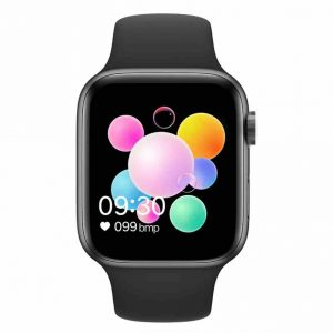 U78 Plus Smartwatch black