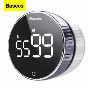 Baseus LED Digital Kitchen Timer For Cooking