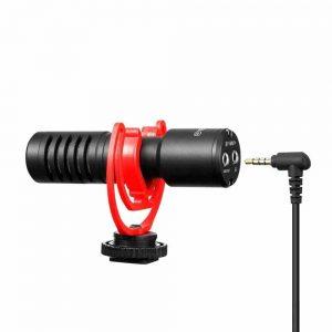 Boya BY-MM1+ Plus Shotgun Microphone