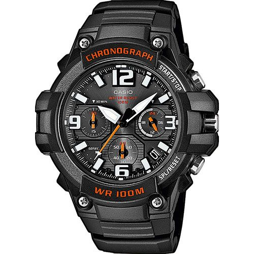 Casio MCW-100H Chronograph Watch