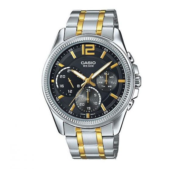 Casio MTP-E305SG Analog Watch for Men