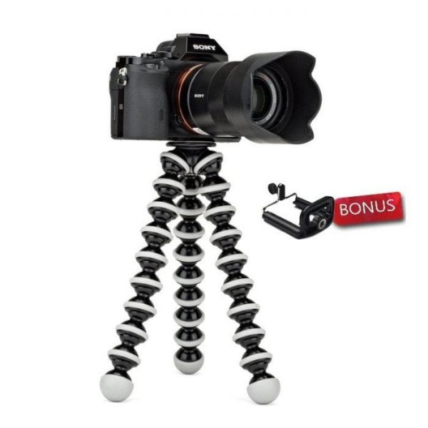 Gorillapod for DSLR