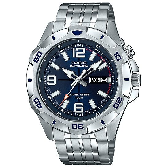 CASIO MTD-1082D-2AV Illuminator Watch