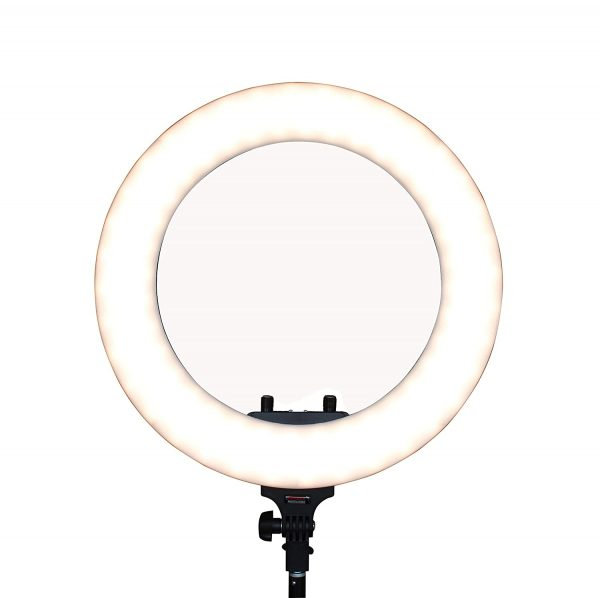 Simpex 522 LED Ring Light 18 inch with Stand