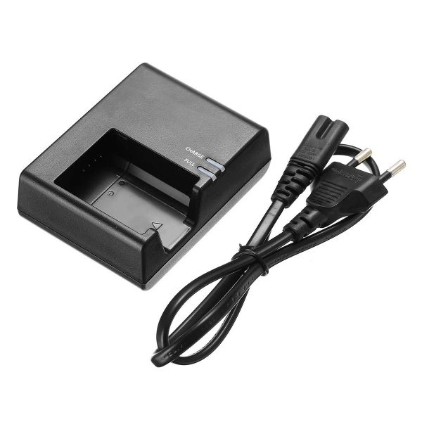 Battery Charger For Canon - Black