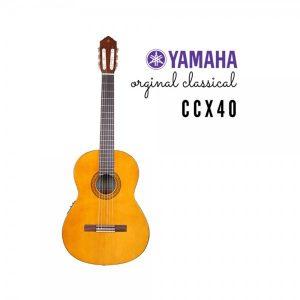 YAMAHA C 40X CLASSICAL GUITAR