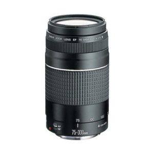 Canon 75-300mm F/4-5.6 III LENS