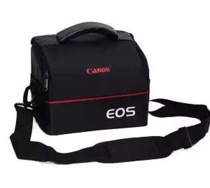 Canon DSLR Side Camera Bag