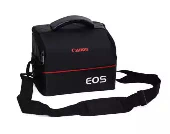 Canon DSLR Side Camera Bag