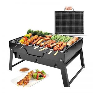 Portable Barbeque Machine