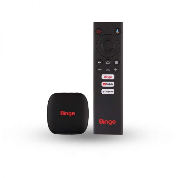 Binge Android TV Box Dongle