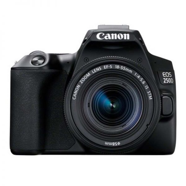 Canon EOS 250D DSLR Camera