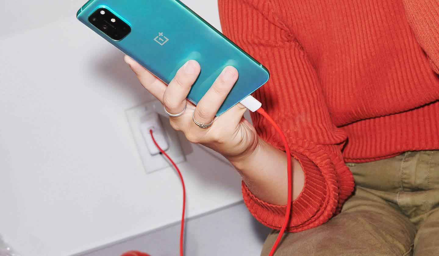 OnePlus Warp Charge Type-C to Type-C Cable 100cm 3
