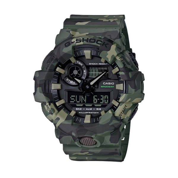 G-Shock Watch For Men GA-700CM-3ADR