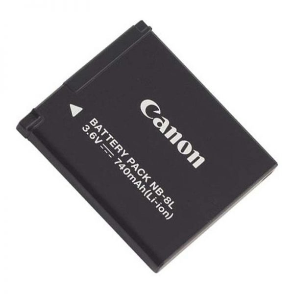 Canon NB-8L Rechargeable Lithium Ion Digital Camera Battery