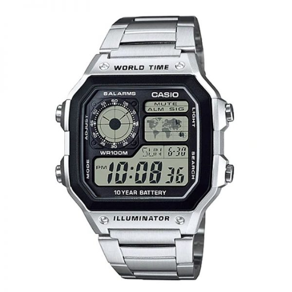 Casio AE-1200WHD-1AVDF Watch For Men