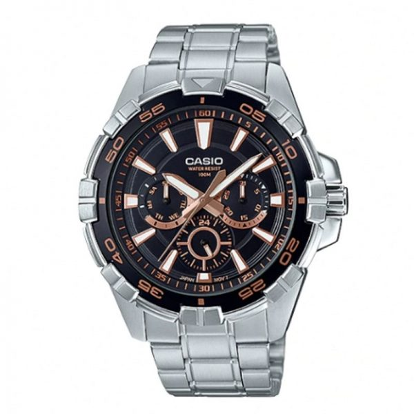 Casio MTD-1069D-1A3VD Multifunction Watch for Men
