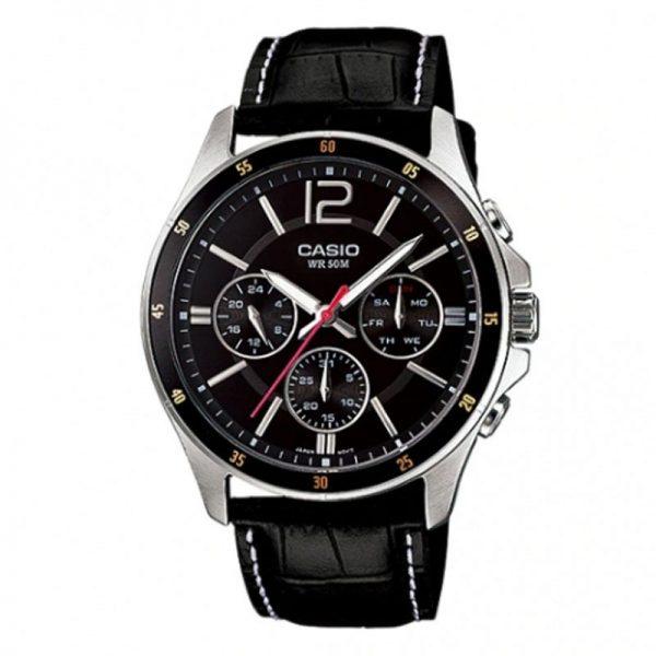 Casio MTP-1374L-1AVDF Chronograph Watch