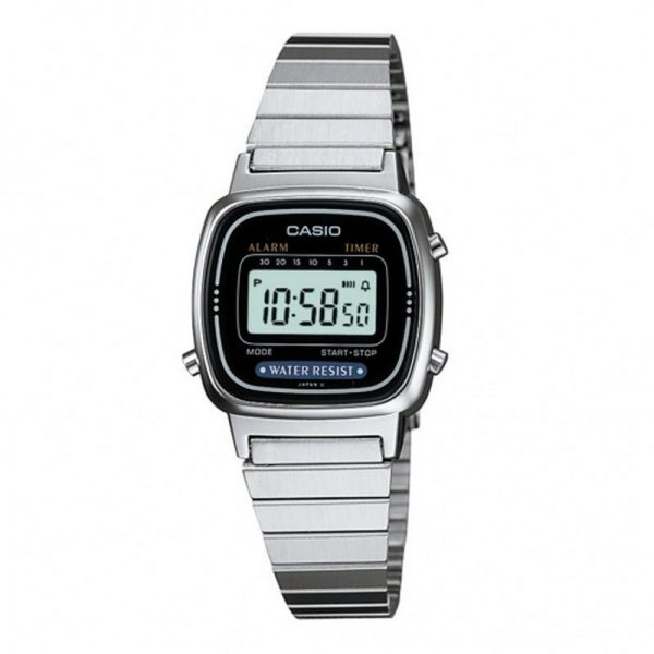 Casio LA-670WA-1DF Watch for Women