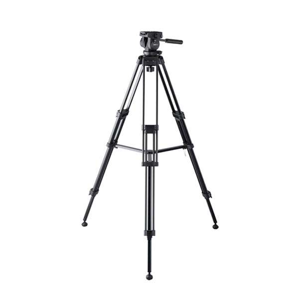 Libec 650EX Tripod System with Mid-Level Spreader