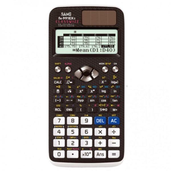 SAMS FX-991EXs Scientific Calculator