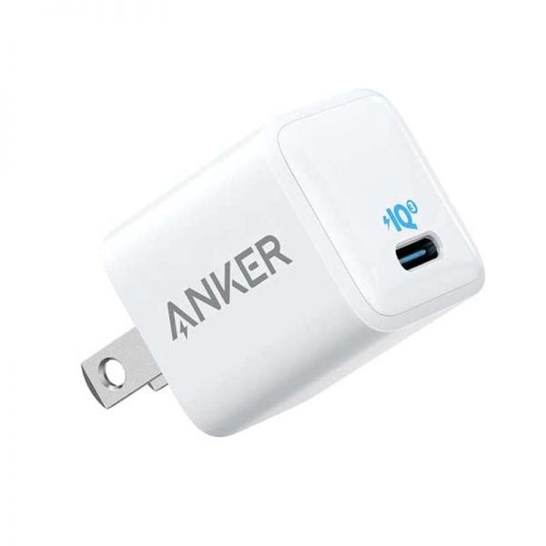 Anker Power-port lll PD Nano IQ3 20W Charger For Apple