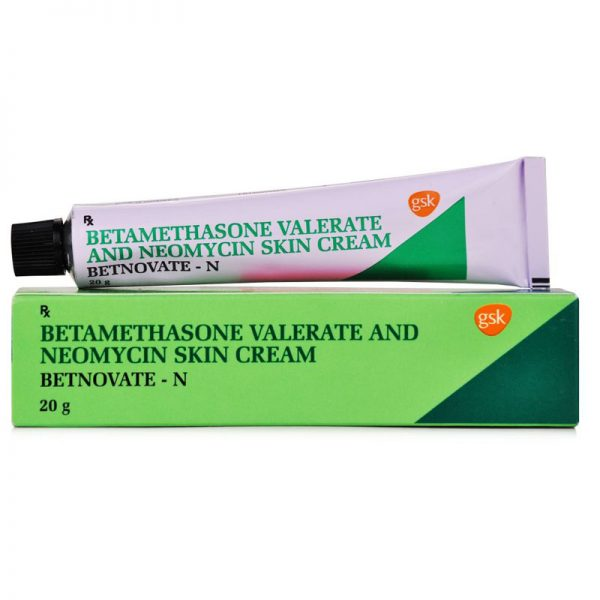 Betnovate N Skin Cream