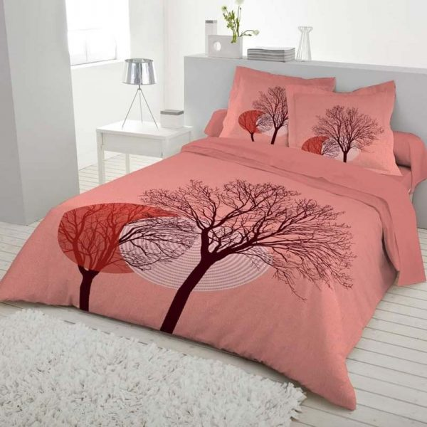 Luxury 3D Bedsheets King Size Cayan Color
