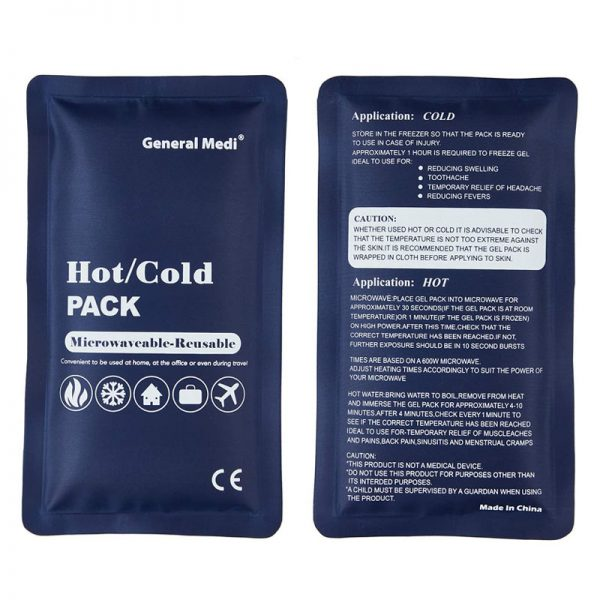 Reusable Hot or Cold Gel Pack