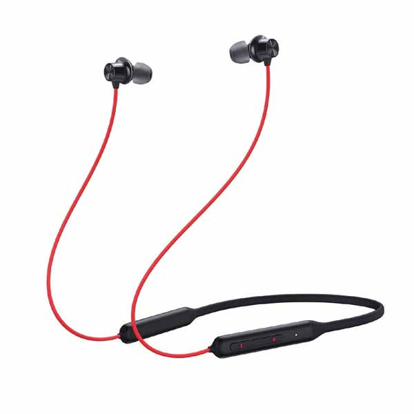 OnePlus Bullets Wireless Z Bass Edition Reverb Red