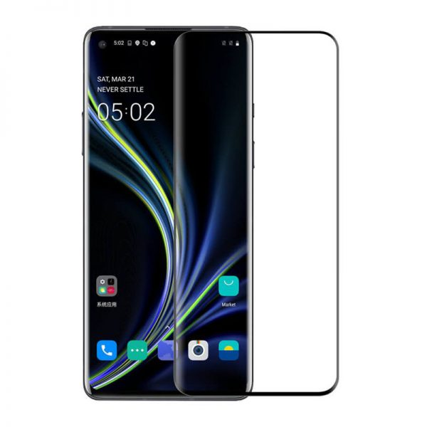 Oneplus 8 Pro Nillkin Amazing 3D DS+ Max Tempered Glass Protector