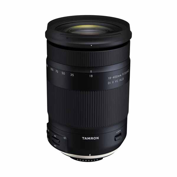 Tamron 18-400mm F-3.5-6.3 DI-II VC HLD Lens