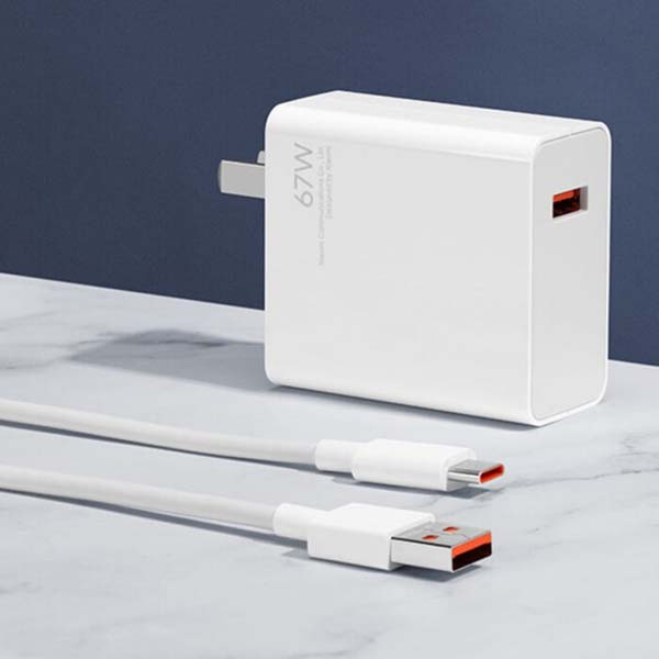 Xiaomi 67W GaN Charger with USB-C Cable