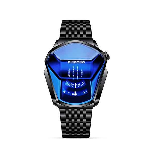 BINBONO Diamond Style Quartz Watch