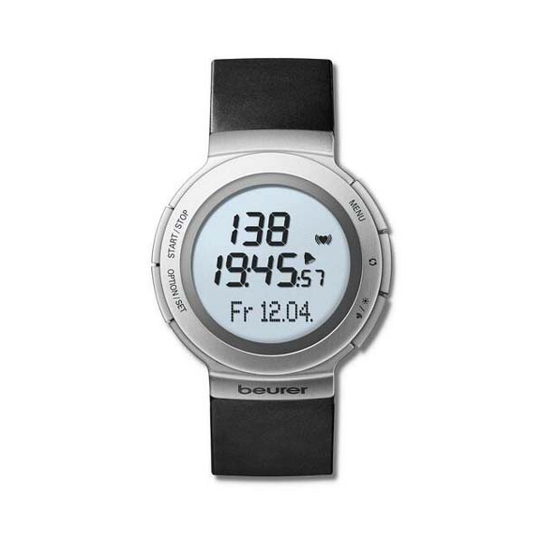 Beurer PM 80 heart rate monitor with chest strap 1