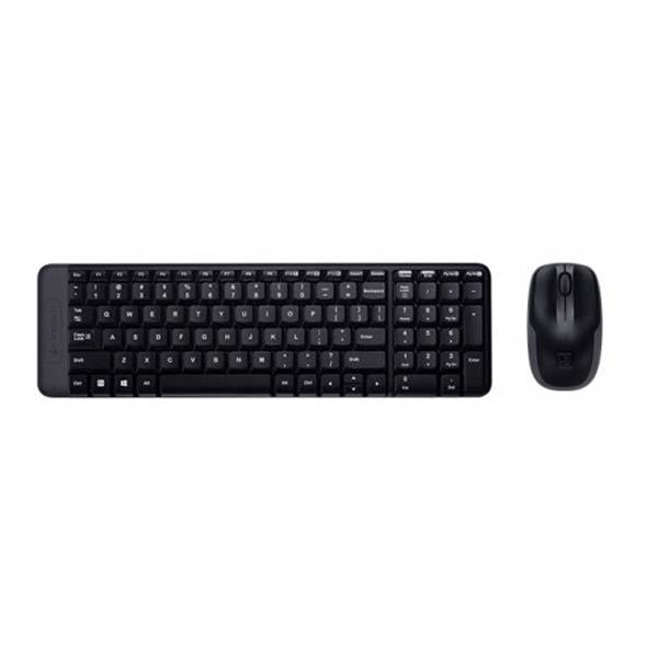 Logitech MK220 Combo Wireless Keyboard and Mouse 1
