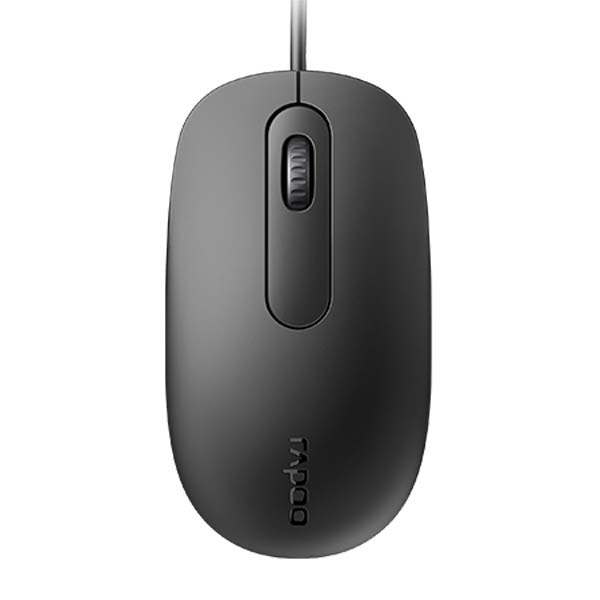 Rapoo N200 Wired Optical Mouse 1